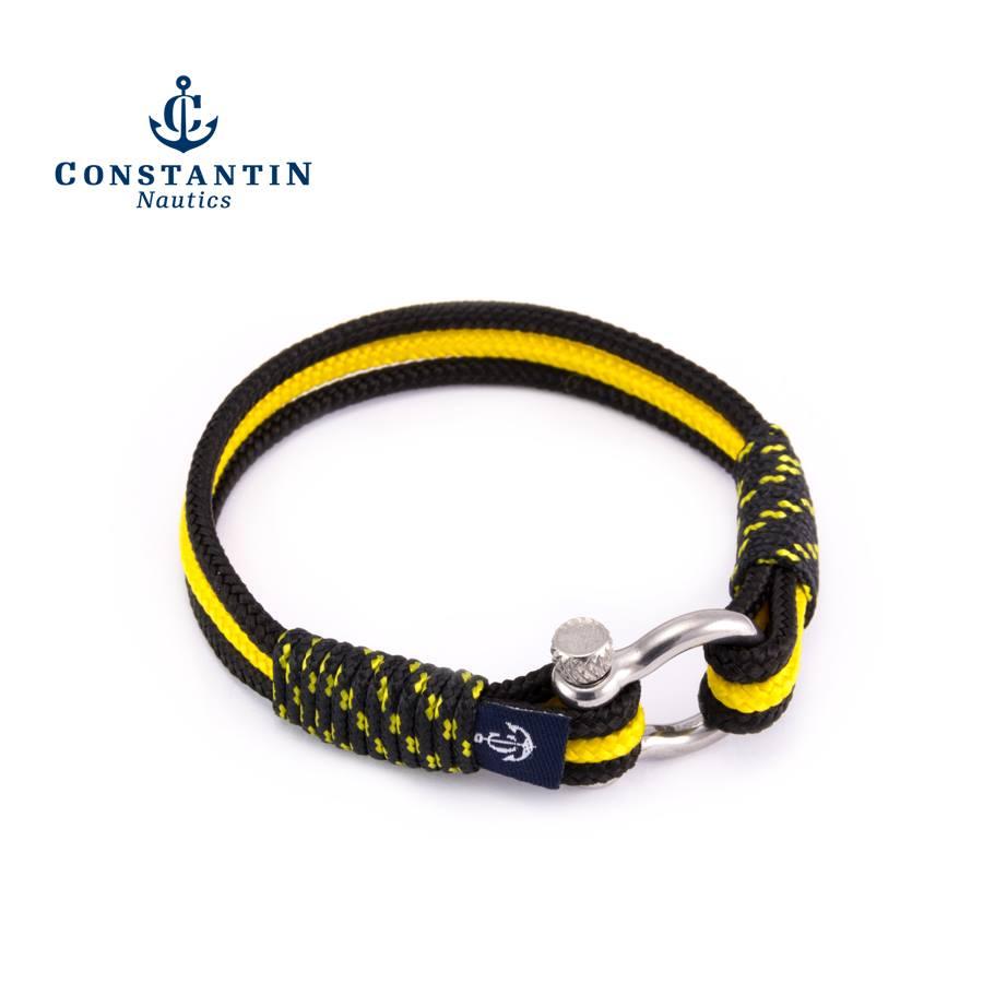 nuovo concetto 00059 6f168 Bracciale Constantin Nautics Royal #7503